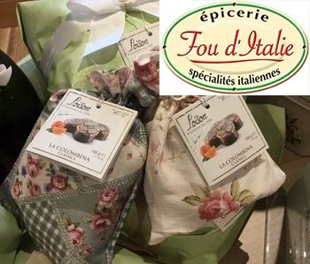 Fou d'Italie - Nos panettone
