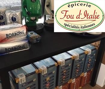 Fou d'Italie - Nos café