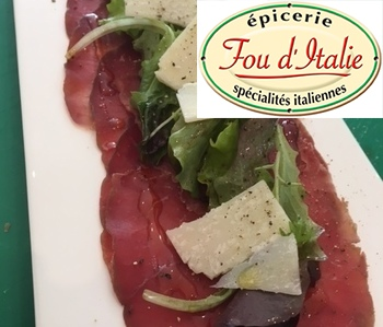 Fou d'Italie - Restauration