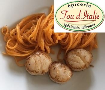 Fou d'Italie - Restauration